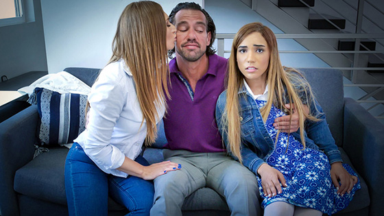 FosterTapes – Alita Lee & Skylar Snow – Not What I Expected